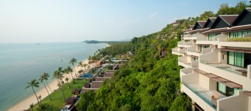 인터콘티넨탈(InterContinental Samui Baan Taling Ngam Resort)